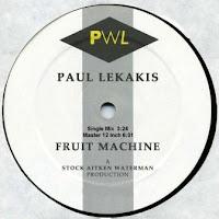 PAUL LEKAKIS - Fruit Machine (1988)