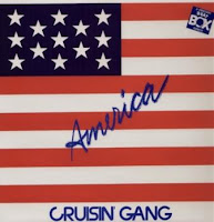 CRUISIN\' GANG - America (A Swedish Beat Box Remix) (1986)