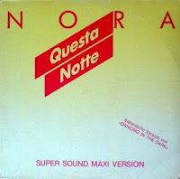 NORA - Questa Notte (1986)