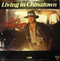 SCOTT MARLOWE - Living In   Chinatown (1984)