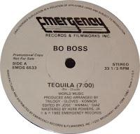 BO BOSS - Tequila (1982)