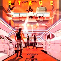 Cover Album of STAGE - Ocean Of Crime (1985)