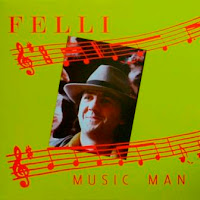 Cover Album of FELLI - Music Man (2007)