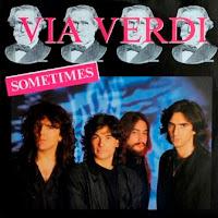 Cover Album of VIA VERDI - Sometimes (1986)