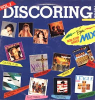 Cover Album of DISCORING Vol. 1 (1983)