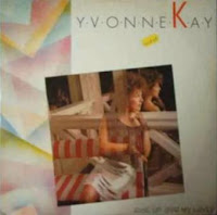 YVONNE  KAY - Rise Up (For My Love) (1985)