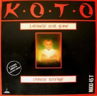 KOTO - Japanese War Game & Chinese Revenge (Hot Disco Version) (1986)
