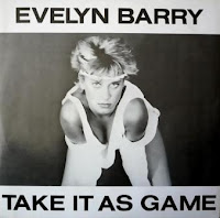 EVELYN BARRY - Take It As A   Game (1984)