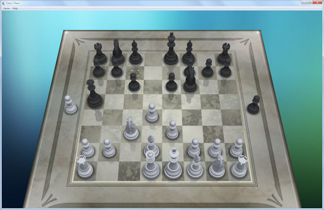 chess titans online game