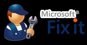 Microsoft Fix it - automatizált diagnosztikai és technikai problémamegoldó portál