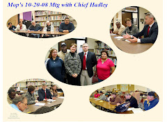 Meeting with Police Chief Jeff Hadley