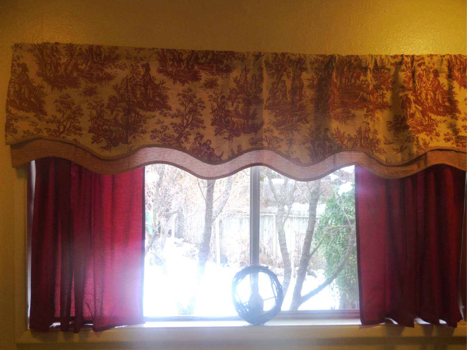 #B47F17 Kitchen Curtains Kitchen Window Curtains Lowes 5479 File  160012005479