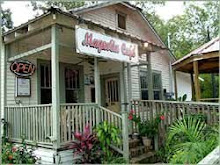 Magnolia Cafe in St. Francisville