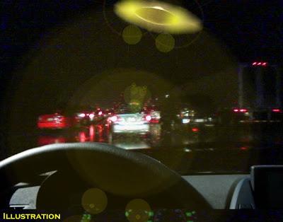 UFO Over I-5