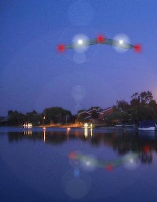UFO Over Trenton Mo