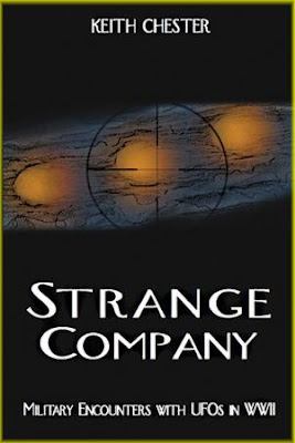 Strange Company  (Book Cover) By Keith Chester