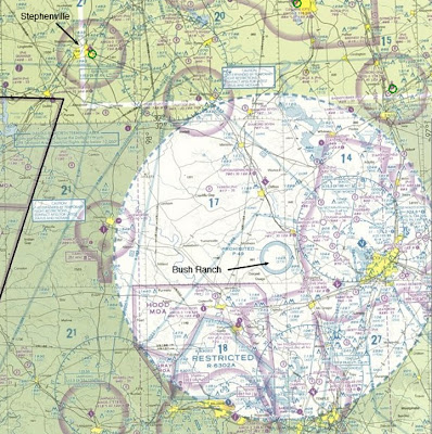 Stephenville Aviation Chart (Crpd)