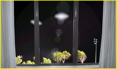 UFOs Over Northampton