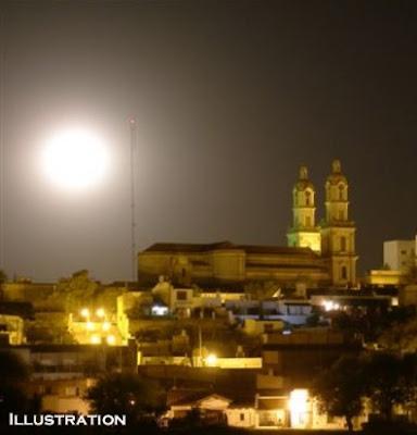 UFO Over Tucumán