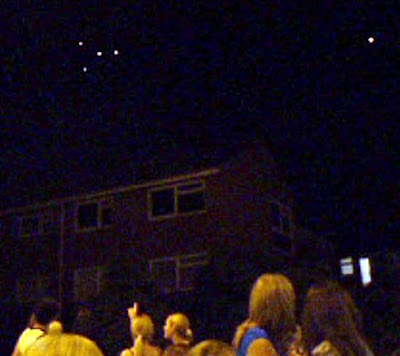 UFOs Over Warwickshire