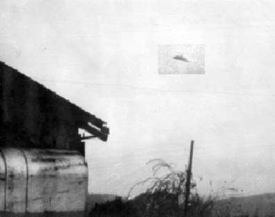 Mcminnville UFO (Saucer Enhanced)