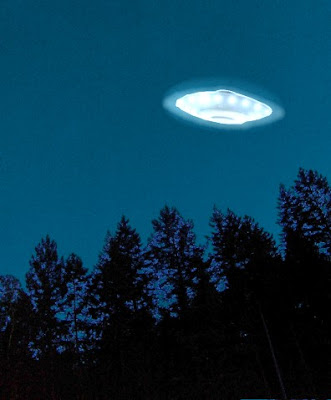 UFO Spotted Near St Louis
