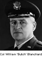 Col William 'Butch' Blanchard