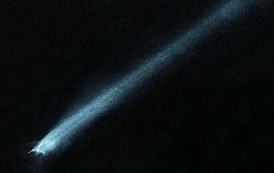 Comet Like Asteroid