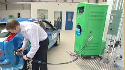 ITM Hydrogen Refueling Station