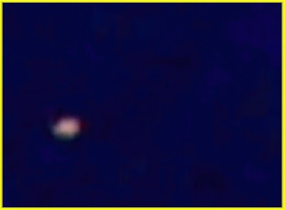 UFO Over Bradford (Still From Video 8-30-08)