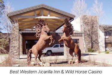Best Western Jicarilla Inn & Wild Horse Casino