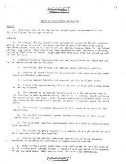 General Shulgen's 1947 Memo