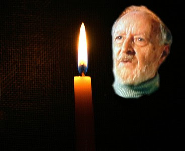 A Candle For Dick Hall