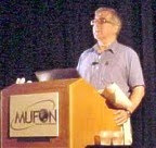 Chris Rutkowski at MUFON Denver 09