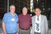 Jim Klotz, Walt Figel & Bob Salas