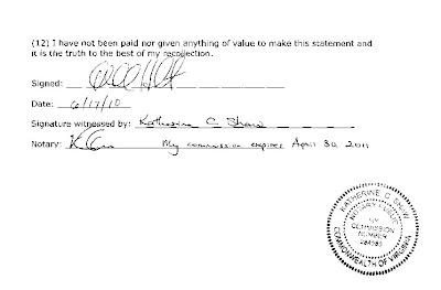 Halt Affidavit 2