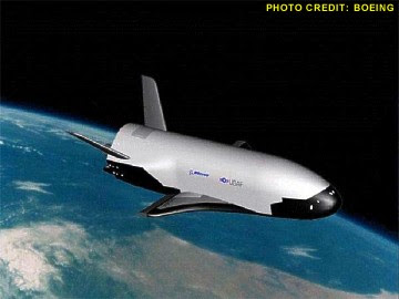 U.S. Air Force's X-37B in Space
