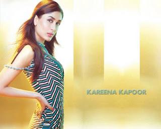 Akash: Actress Kareena kapoor's zero size figure photo.