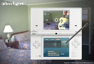 Трейлер игры в измененной реальности для Nintendo DSi