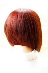 Medium Length Bob Hairstyles Back View
