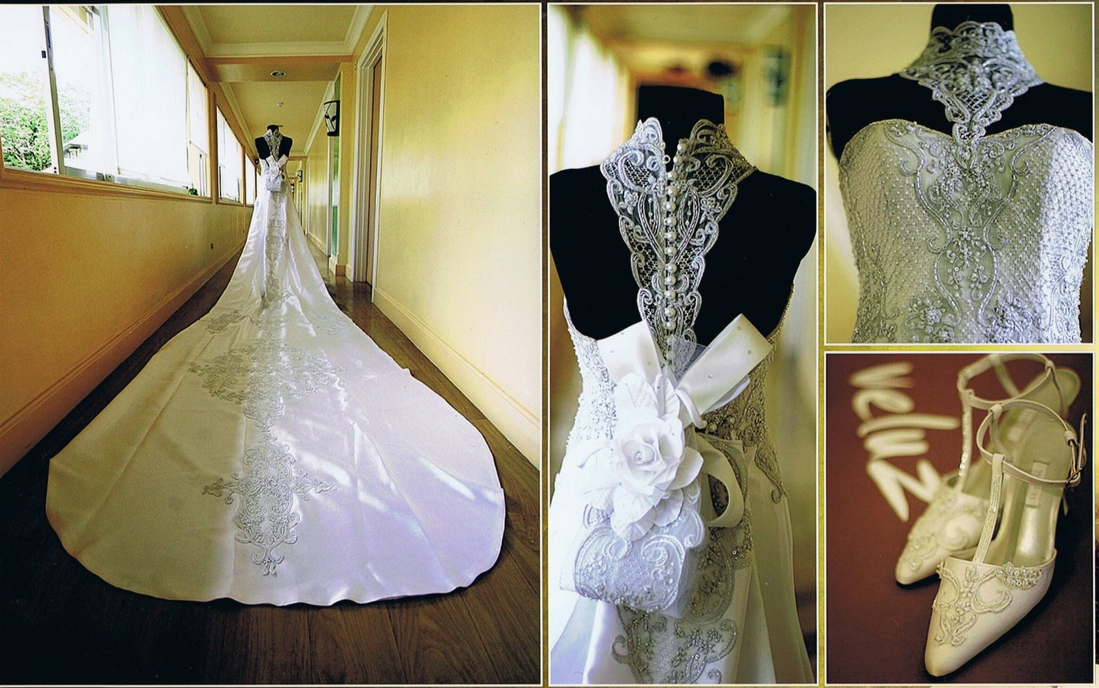 the wedding enthusiast: Wedding gown worship