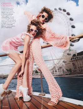 Hello Sailor, Tatler Magazine