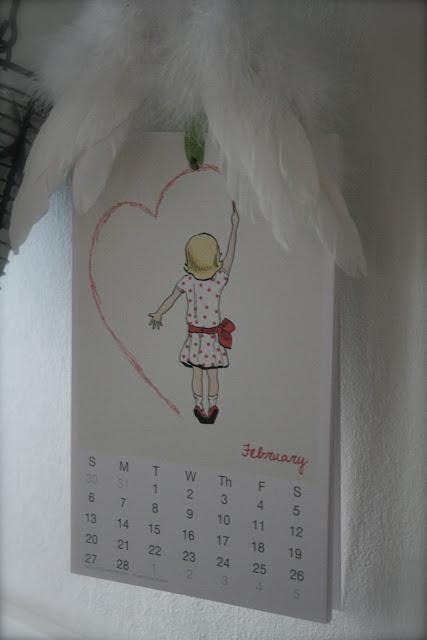 mars måned kalender