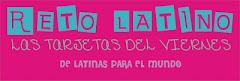 Reto Latino de Faby Kojima