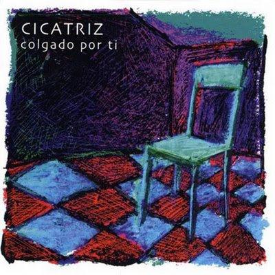 Cicatriz - Discografía Cicatriz-Colgado_Por_Ti-Frontal