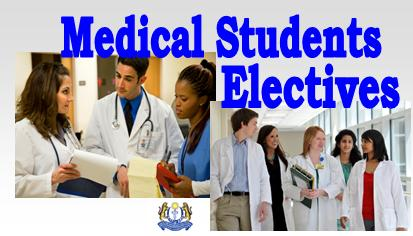 Medical Students Electives