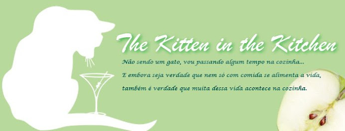 The Kitten in the Kitchen