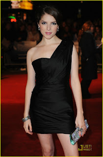 Anna Kendrick at Up in the Air Premiere
