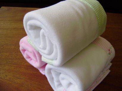 Mantas polar para moises y cuna funcional