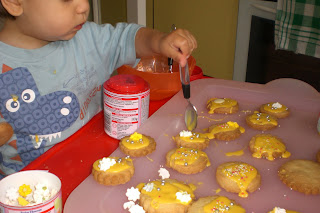 Baking with toddlers tips and tricks
